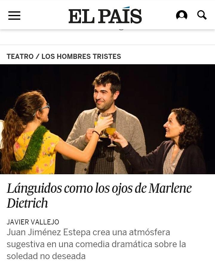 Critíca de Javier Vallejo para El País