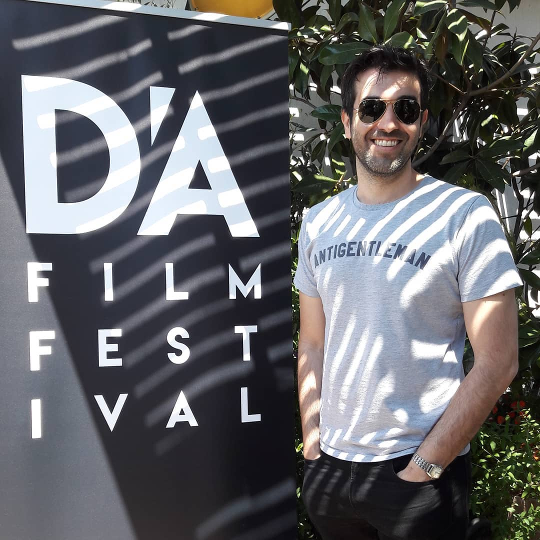 En el D'A Film Festival de Barcelona con &quote;La noche nos lleva&quote;